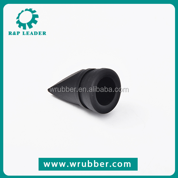 Best selling EPDM custom cheap mini rubber duckbill nozzle valve