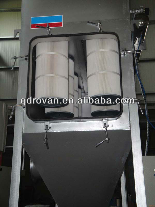 Durable, Widely Used, Hot Sale Industry Cartridge Dust Separator, Cartridge filter dust catcher