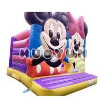 2018 Commercial Wholesale Inflatable Cartoon Character Bouncy Castle Jump House Jumpers For Kid