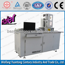 2014 HOT! steel folding and bending machine for making channel letter