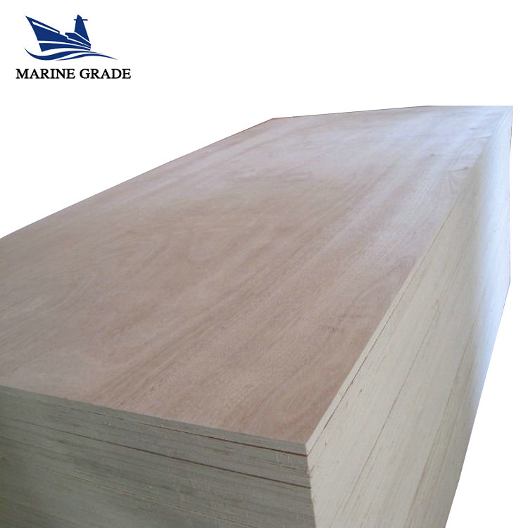 Best price high quality customize 18mm okoume plywood,okoume commercial plywood