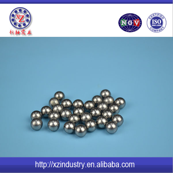 chinese factory supply 6 inch steel ball with low price and good quality