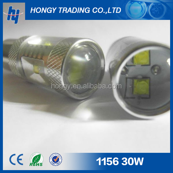 1156 30W, 30W High Power led turn signal light