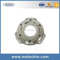 Top Quality Custom High Precision Cnc Machining Stainless Steel Flange