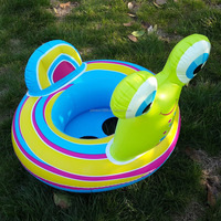 Animal Inflatable Baby Swimming Seat inflatable baby kids float raft ring tube Water Sport Swiming Ring 58511 In Stock