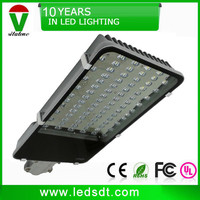 economic 130lm/w street light cut off with ce rohs fast shipping