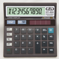 Fupu Desktop Type 99 steps 10 digit financial calculator with Check and Correct Function