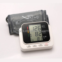 fully digital lcd display electronic digital blood pressure measuring instrument