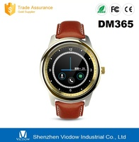 New Dm365 Support For Apple iPhone IOS Android Phone With Heart Rate Monitor Smartwatch Bluetooth Smart Watches
