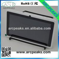 7 inch allwinner a13 japanese tablet pc
