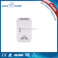 CE certified lpg gas leak detector alarm for kitchen cooking and home use