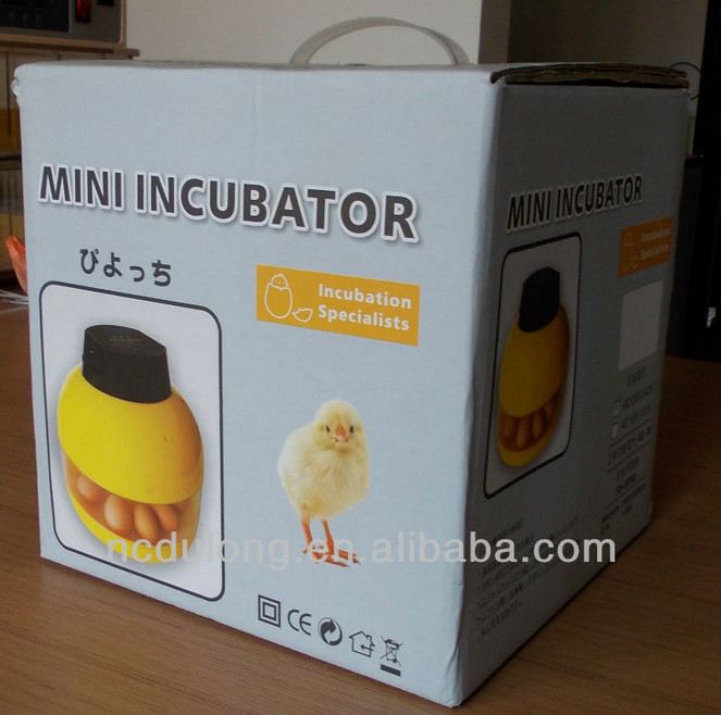 Plastic egg hacthing machine the incubator China JN10