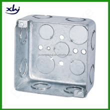 UL approval square electrical junction box price