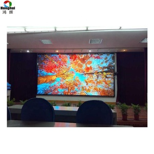 Nova Star Video Processor for LED Screen Full Color LED Screen Sign Human Billboard Advertising LED Display with Iron Cabinet