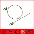 Mineral Insulated Thermocouple with Miniature Plug - TYPE J