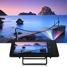 2016 New Tablet Multi Function Mini Pocket Led Projector Tablet with Projector Smart Tablet Pc