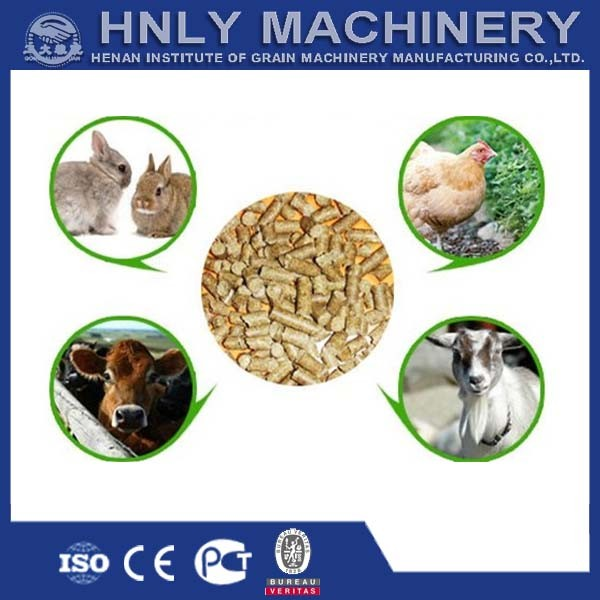 factory supply poultry feed pellet mill machine/ machine to make animal food