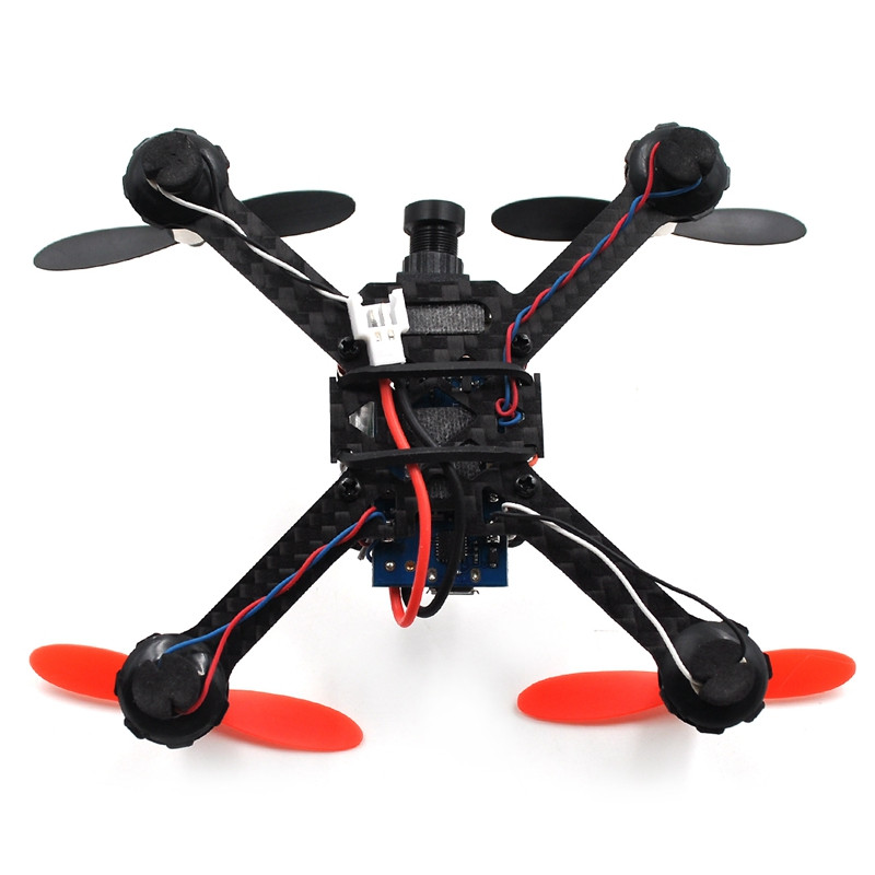 QX110 110mm Micro FPV Racing Quadcopter BNF Based On F3 EVO Brushed Flight Controller