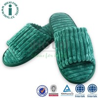 Hotel Coral Fleece Slipper