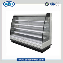 DHM1213O1 Low Height Mini Fridge Supermarket Refrigeration Equipment