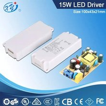 Constant current power supply 12v 0.5a/1.2a/2a inner LED driver