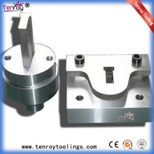 Tenroy shape forming punch and dies,stamping mould cnc mold making steel punch stamping die,cylinder progressive die