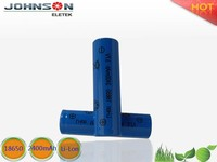 the make one's own product battery of the 3.7v rechargeable 18650 li-ion battery made in china