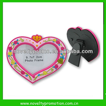 Cartoon character photo frame
