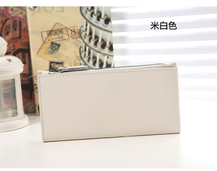 High Quality Genuine Leather Lady Purse Wallet For Women