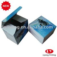 Cheap Small Paper Packaging Box Color