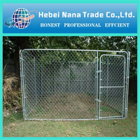 heavy duty good quality large dog kennel dog pen , dog cage