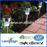 LED garden lights wholesale on Alibaba promotion new solar lights series solar landscape lamps