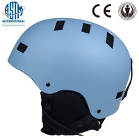 CE ASTM approved fashion outdoor skiing Sport and ABS Shell with EPS Liner Material ski helmet