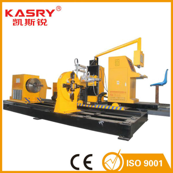 KASRY Hot Sale High Definition Plasma CNC Beam Cutting Band Saw Machine