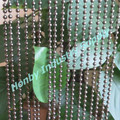 Gunmetal Coloured 6mm Metal Ball Chain Curtain Blinds