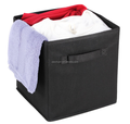 foldable fabric storage box,closet storage box