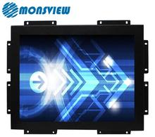 Open Frame Square Screen Touch 19 Inch LCD Game Monitor