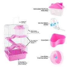 Wholesale Cheap Small Animal Hamster Cages