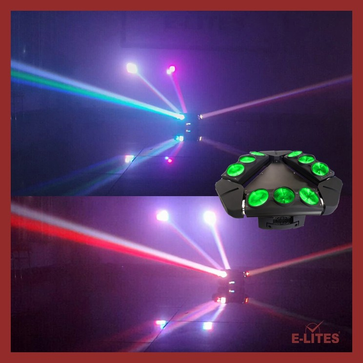 spider mobile head beam,night club disco led,lighting tv studio
