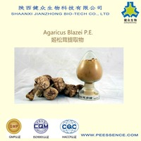 Best price and Hot Selling Agaricus Blazei Extract (Polysaccharide) with GMP Factory