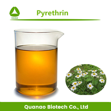 Pyrethrum Extract Pyrethrin 25%-70% HPLC used for insecticide