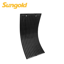 2018 Hot Sale Flexible Solar Panel 160W With CE ROHS ISO Certificate