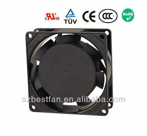 thermal protector ac cooling fan