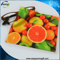 Eyewear microfiber cleaning cloth good quality