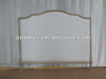 Fabric Upholstered Headboard