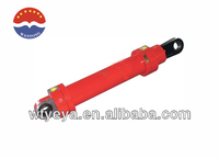 Hydraulic ram hydraulic cylinder for trailer dump truck crane lifting equipment