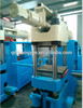 Rubber injection moulding machine / hand injection moulding machine
