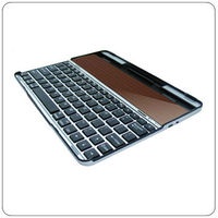 Bluetooth keyboard for Ipad 2 & Ipad 3/good quality solor bluetooth kyboard for ipad