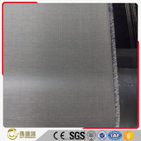 Competitive price stainless steel fine mesh screen / stainless steel wire knitted fine mesh screen