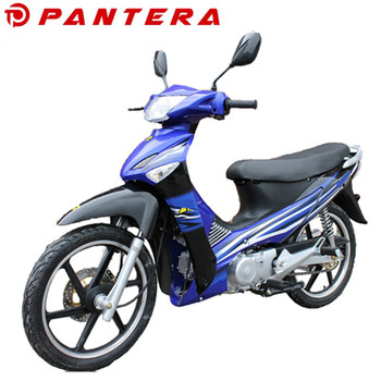 Cheap China Air-Cooled 110cc Gasoline Moped Mini Motorcycle For Sale